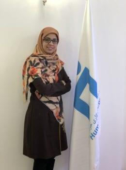 Zohreh Norouzi