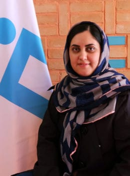 Mahboubeh Najjar